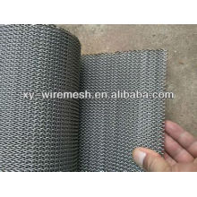 high quality galvanized wire mesh conveyor belt for sale(hengqu factory)