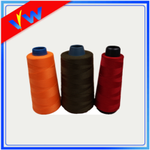 Dyed 100 Spun polyester sewing thread 5000y