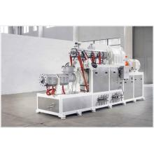 Nanjing Pet PE Filler Masterbatch Plastic Pellet Mini Extruder Machine
