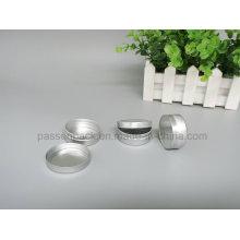 Aluminium-Kosmetik-Creme-Glas mit Slip-Deckel (PPC-ATC-092)