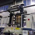 Machines de soufflement de film plastique de polyéthylène de 500 millimètres d'une seule couche de mini