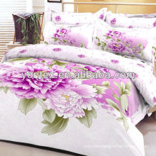 100% Cotton Reactive Printed Bed Cover