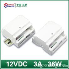 Din rail Power Supply 12VDC 36W 60W