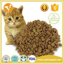 Comida de animal de estimação pura Comida de gato de natureza real