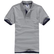 Рубашка 2017 производитель OEM мужские поло однотонные