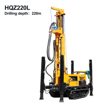 Power system drilling rig manufacturers homemade drilling rig for blasting hole with big discount