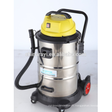 Aspirateur industriel humide et sec avec prise externe BJ123-50L avec fonction de soufflage