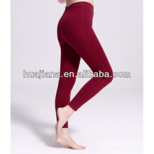 wear under dress Cashmere leggings for woman