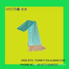 fashion Girls' silk scarves shawl-- scarf with solid color