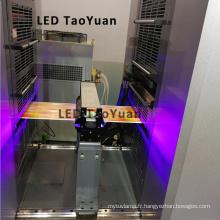 Solutions de systèmes de durcissement LED UV 385nm 1000W