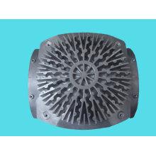 disipador de calor de aleación de aluminio / zinc