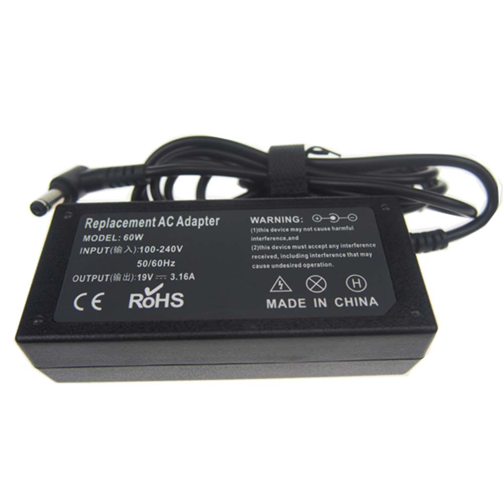 19V laptop charger