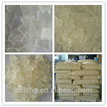 Resina acrílica sólida solúvel em água a granel