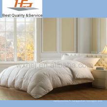 Couette de lit d'édredon d'insertion de couette d'hôtel de fibre de Micro