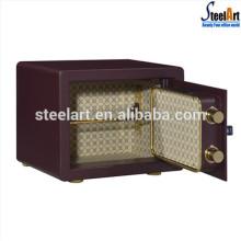 fireproof 1.5 hours Smart fingerprint mini safe box
