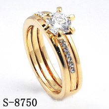 Bague de mode / Bijoux en anneau / Bague en diamant populaire (S-8750. JPG)