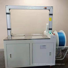 Belt Strapping Machine Auto Strap Packing Machine Automatic Carton Packaging PP Plastic Packaging Material PP or PE Strap 750mm