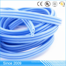 Tubo plástico macio de PVC Wrap cabo para chicote de fios