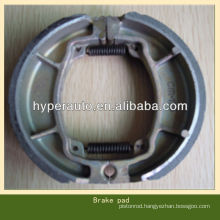 China DY125 motorcycle brake shoes for jd125
