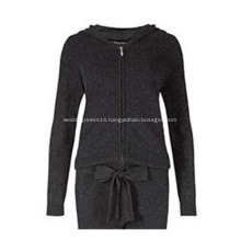 A black jumpsuit knitted