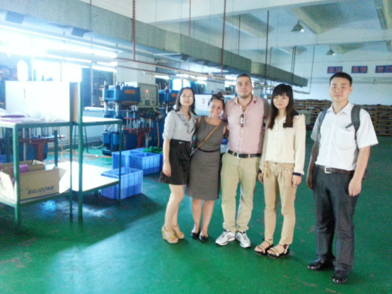silicone factory
