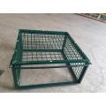DIY Mesh Cage, DIY mesh Box, colorful metal cage