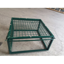 DIY Mesh Cage, DIY mesh Box, colorful metal cage