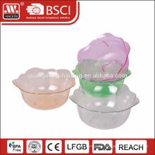 Küche Plasitc Sieb / AS Material Kunststoff-Sieb