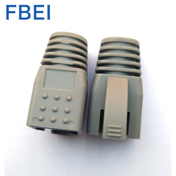RJ45 Cat6 Connector Boots Drahtloch