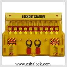 Lockout Stations for Safety Lockout
