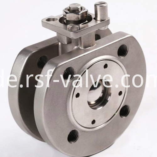 Compact Floating Ball Valve