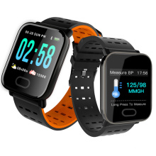 SKMEI A6 Smart Watch Sport Fitness Activity Tracker Heart Rate Blood Pressure Monitor Smart Watch