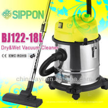 ZHEJIANG EXTRA POWERFUL 1200W CAPACIDAD TAPA DE ACERO INOXIDABLE ASPIRATUTTO '20 LT SOLID LIQUID CLEANER