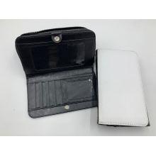 Men′s Zipper Sublimation Big Wallet