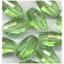 AAA Grade Crystal Olive Perlen