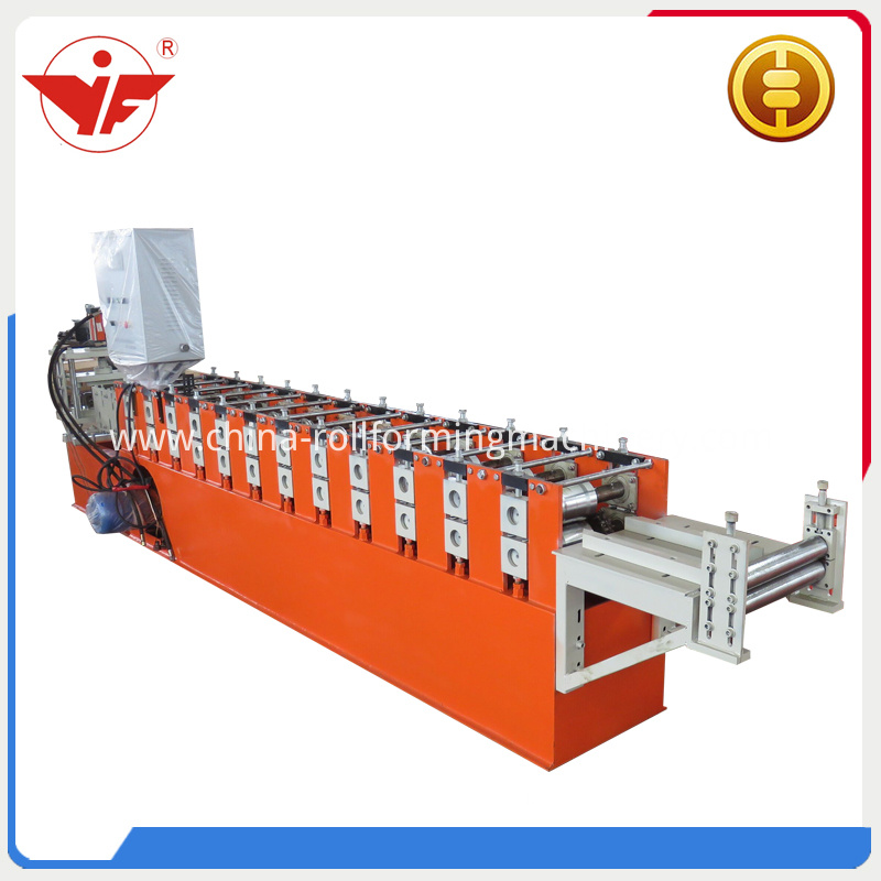 Roll Shutter Machine