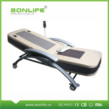 Smart Jade Heating Therapy Therapy Massage Bed With Wheels