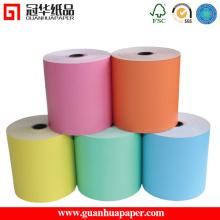 Rouleau de papier caisse enregistreuse de 80 mm et 57 mm
