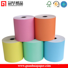 Rouleaux de papier thermique imprimés ISO9001 Best Price