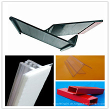 Kunststoff-Extrusion, PVC, PP. PE, ABS Produkte, Flexible Tube (PLAD-003)