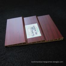 Filme do PVC do painel Wd-132h9-3L da porta deslizante de WPC laminado