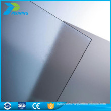 Anti-UV 10mm polycarbonate solid frosted roofing sheet