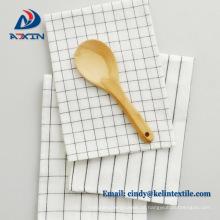 Venda quente 100% algodão bordado pano de lavar louça