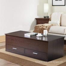 Wood Modern Lift Top Coffee Table