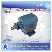 ZYB series boiler ignition diesel oil gear pump
