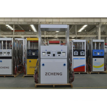 Бензоколонка Zcheng Диспенсер для CNG Два шланга