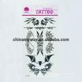 Non-toxic waterproof body temporary sticker,customized tattoo sticker