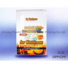 OPP Plastic Garment Packaging Bag