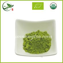 Organisches frisches Matcha-Gesundheits-Grün-Tee-Pulver
