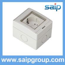2014 розетка Saip / Saipwell для поверхностного монтажа с однопозиционным переключателем в немецком стиле